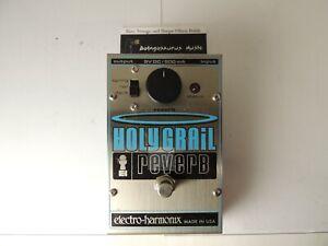 Original Electro Harmonix Holy Grail Reverb Effects Pedal Free USA S&H