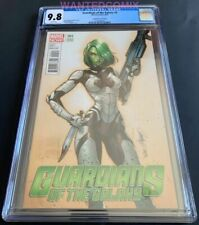 GUARDIANS OF GALAXY #4 SCOTT CAMPBELL 1:50 VARIANT COVER CGC 9.8 GAMORA 2013 NEW