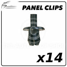 Panel Clip Para Vw Golf Mk III SERIE A3 Sedan incluyendo A4 Remaches 14