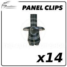 Panel Clip For VW Golf MK III Range A3 Limousine Inc A4 Trim Clips 14 pack 10262