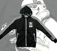 ADIDAS ORIGINALS STAR WARS STORMTROOPER TRACK TOP HOODY JACKET SIZE Medium M