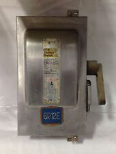 SIEMENS * TYPE 4  ITE ENCLOSED SWITCH  * F312SSR