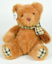 RUSS BERRIE PLUSH TEDDY BEAR K-13 #329