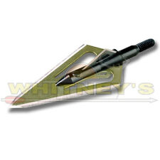 Magnus Stinger Broadhead 150 gr 4 blade Mass-150-4 - Pack of Three / 3