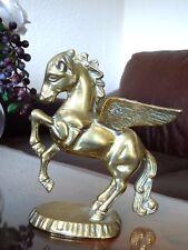 Belle Pegasus faite de laiton