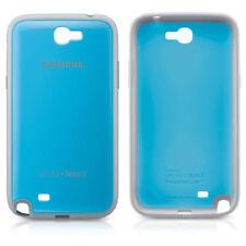 Fundas Samsung color principal azul para teléfonos móviles y PDAs