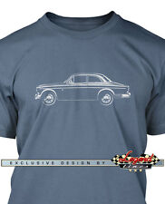 Volvo P120 P121 P122S Amazon Coupe T-Shirt for Men - Multiple Colors and Sizes