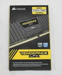 Corsair Vengeance LPX 32GB (2x16GB) DDR4-2133 2133 MHz Memory CMK32GX4M2A2133C13