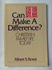 Can I Make a Difference?: Christian Family Life To