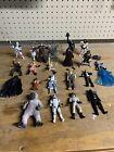 Star Wars:  22 action figures lot