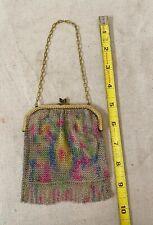 Vintage mesh purse good condition