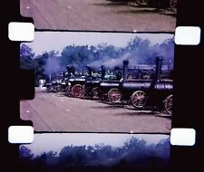 16mm Home Movie ~ 1963 William's Grove, PA Annual Steam Engine & Tractor Show