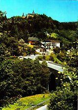 Burg Lauenstein im Naturpark Frankenwald , Ansichtskarte