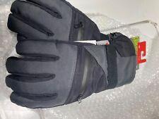 Tek Gear HEAT Ski Gloves 3M Thinsulate Insulated Touch Screen Gloves s/m