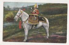 Kings Dragoon Guards British Military Vintage Postcard Us080