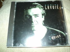 "CD ""HERE IN THE HEART"" Daniel LAVOIE / 11 titres"