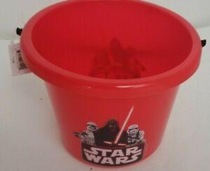 Star Wars Red Beach Sand Bucket