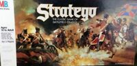 Stratego Board Game Replacement Parts Pieces Milton Bradley 1986