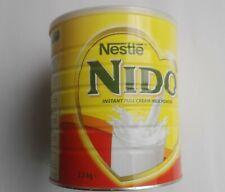 NIDO NESTLE INSTANT FULL CREAM MILK POWDER 2.5 KG  MADE IN SWITZERLAND