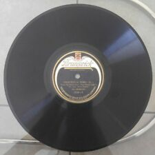 "BELL ORCHESTRA Collection Of Hymns No. 1/No. 2 10"" 78RPM, BRUNSWICK 2334"