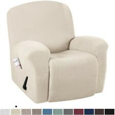 Elastic Recliner Slipcover Chair Recliner Cover High Stretch Furniture Protector