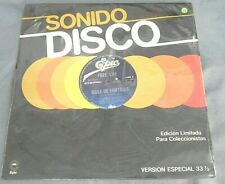 "FREE LIFE -BAILE DE FANTASIA- MEXICAN 12"" SINGLE RED WAX DISCO"