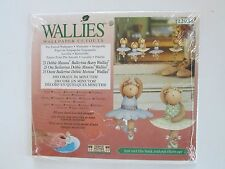 Wallies Wallpaper Cutouts Debbie Mumm 25 Ballerina Bears #12934  New Sealed