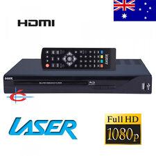 Laser BLU-BD3000 Multi Region Blu-Ray Player DVD CD HDMI USB Media 1080P