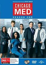 Chicago Med Seaso one First DVD NEW Region 4