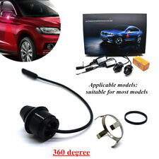 2xLED Car SUV Rearview Mirror Projection Lamp Door Welcome Light Ground Lighting