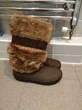 Crocs Women's Boots Size W9 Uk Size 7 Eu Size 40