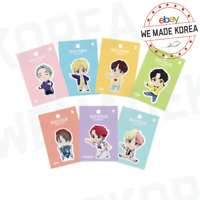 BTS Character Deco Sticker PVC Sticker 7types Official K-POP Authentic Goods