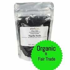 Organic Nigella (Kalonji) Black Seeds