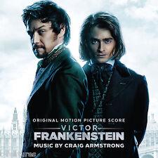VICTOR FRANKENSTEIN Craig Armstrong CD La-La Land SCORE SOUNDTRACK New Sealed
