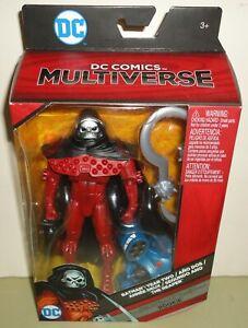 DC Comics Multiverse The Reaper figure C&C BAF Rookie