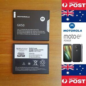 MOTOROLA GK50 GENUINE Original Battery Moto E3 Power XT1706 2800mAh Local Seller