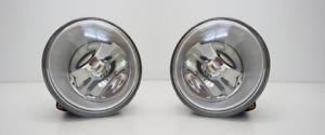 RENAULT VAUXHALL FOG LAMP SPOT LIGHT PAIR LEFT & RIGHT SIDE O/S N/S