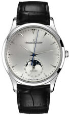 New Jaeger LeCoultre Master Ultra Thin Moon 39 Q1368420 Men's Watch Discount