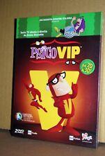 PSICOVIP 2 DVD NUOVO SIGILLATO BRUNO BOZZETTO PSICO VIP