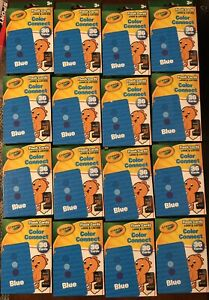 16 Boxes Of Crayola Look & Listen Flash cards - color connect