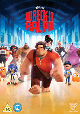 Wreck-It Ralph (DVD, 2013)