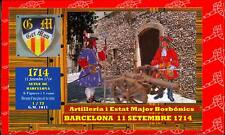 BUM Models 1/72 THE SEIGE OF BARCELONA ARTILLERY with GUN POSITION & CD Set