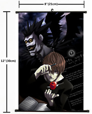 1906 Hot Anime Death Note Poster Wall Scroll cosplay