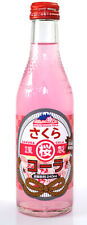 Kimura Sakura Cherry Blossom Cola Japanese Soda Soft Drink 8.11 oz - US SELLER