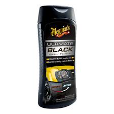 Meguiars Ultimate Black UV Protection Exterior Plastic Vinyl Rubber Restorer