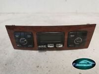 03-06 MERCEDES  S CLASS TEMPERATURE CLIMATE CONTROL AC HEAT SWITCH  2208301185