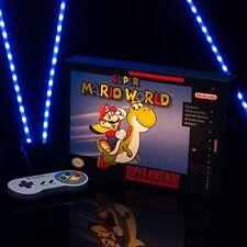 SNES super Mario World LuminArt andere Plattform