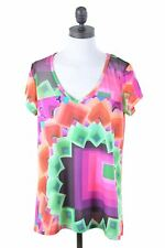 DESIGUAL Girls Top 15-16 Years XL Multi Polyester