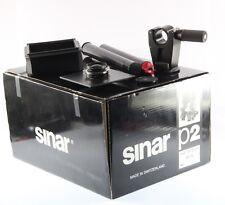 SINAR P 2 4X5 + SCHNEIDER SYMMAR-S 5,6/135