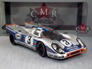 1/18 CMR 1971 Porsche 917K # 3 Sebring 12 hr winner mint in box.